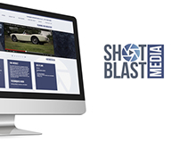 Shot Blast Media | Film, Graphic Design & Web Design