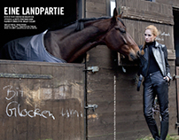 Eine Landpartie for Vice Magazine Germany