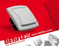 DEBFLEX Wall Switch