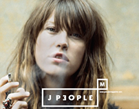Music Artist Elliphant for JPeople Magazine