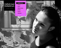 Christina Kapadocha - Web - Joomla