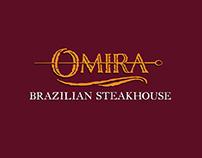 Omira Brazilian Grill - Logo