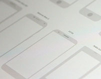 UX Kits Mobile Devices (Freebie)
