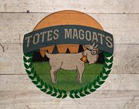 Totes Magoats | Society6