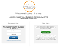 SWS BPX Landing Page Re-Design