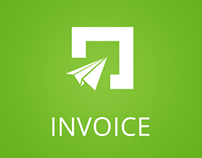 Invoice - PrivatBank Android concept