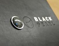 Handmade Guestbook For Hotel Black Pearl In Reykjavik