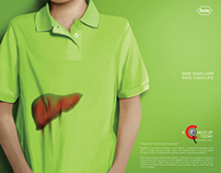 Hepatitis C Campaign for ROCHE