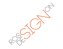 Rossignon Design Branding