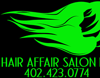 Hair Affair Logo