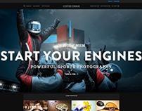 CorbisCrave Website & App