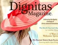 Dignitas Magazine, Spring 2012