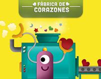 Fábrica de Corazones Canprolac®