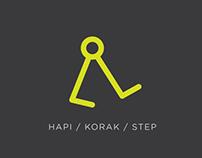 HAPI / KORAK / STEP