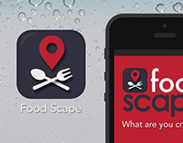 Foodscapes - Web App
