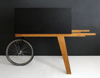 The Low Lands // Movable Desk