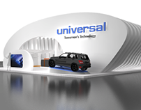Universal Booth Design