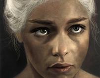 My Lady, the Badass Daenerys