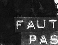 FAUT / FAUT PAS