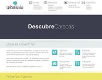 Urbanimia (Branding and Website)