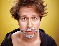 Pete Holmes / Comedy Central