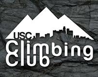 USC CLIMBING CLUB - Rebranding