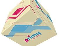 Primy-Ayakkabı kutu Tasarımı