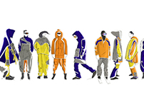 SWISS MISTER - A Collection of Skiwear