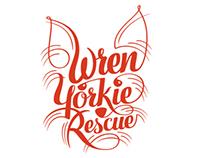 Wren Yorkie Rescue Logo