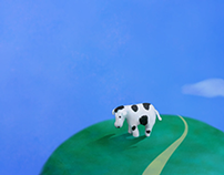 Cuento infantil: Las vacas