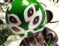 Cthulhuchador Munny Custom