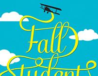 Fall Student Fest