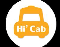 Hire Cab-Transport services- Mobile application