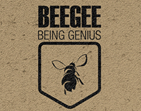 BEEGEE Logo design
