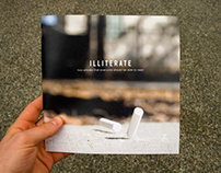 Illiterate Concept Book