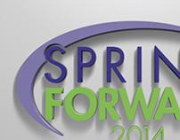 Marketing Logo Design - Spring Forward 2014