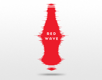 Coke Red Wave
