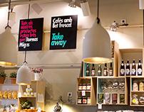 BUENAS MIGAS / brand & retail