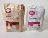 Doves Farm Organic Flour Packets