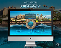 Spin To Win - Atlantis The Palm Dubai