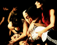 Ballet: Carmen Rehearsals