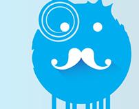 Moustache Calendar 2014