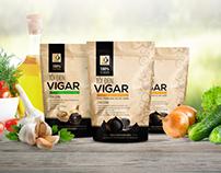 VIGAR Black Garlic Packaging