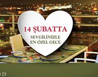 Valentine - Hotel - Love