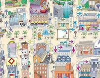 City map for Araştırmacı Çocuk Merkezi