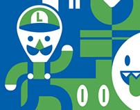 Game Icons: Luigi