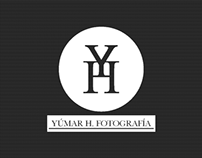 Logotipo // Yúmar Hidalgo Fotografía
