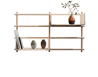 IWOODLIKE Foldin shelves