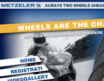 WHEELS ARE THE CHAMPIONS by METZELER (k-events)