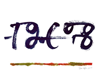 'Path'   Glagolitic Calligraphy